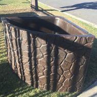 Corner Garden Bed Tank