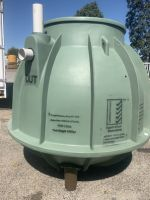 3000 litre Septic Tank with Partition