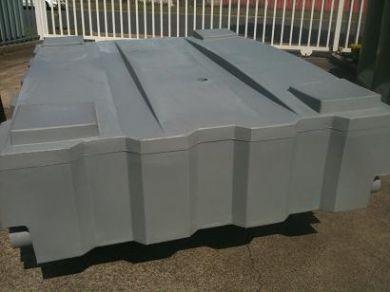 2000 litre Underdeck Tank